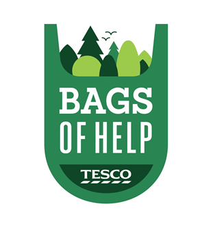 WE CAME 1ST!!!!   Tesco Bags of Help -Thanks for your support!